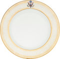 Political:Presidential Relics, Theodore Roosevelt: White House China....