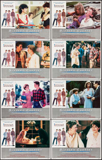 "Sixteen Candles (Universal, 1984). Lobby Card Set of 8 (11"" X 14""). Comedy. ... (Total: 8 Items)"