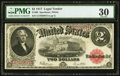 Large Size:Legal Tender Notes, Fr. 60 $2 1917 Legal Tender PMG Very Fine 30.. ...