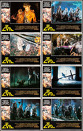 """Movie Posters:Horror, Fear No Evil (Avco Embassy, 1981). Lobby Card Set of 8 (11"""" X 14""""). Horror.. ... (Total: 8 Items)"""