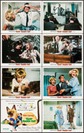 """Movie Posters:Comedy, That Darn Cat (Buena Vista, 1965). Overall: Very Fine. Lobby Card Set of 8 (11"""" X 14""""). Comedy.. ... (Total: 8 Item..."""