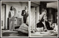 "Movie Posters:Drama, Greta Garbo in Two-Faced Woman (MGM, 1941). Photos (2) (10"" X 13"").Drama.. ... (Total: 2 Items)"
