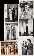 "Movie Posters:Miscellaneous, Rita Hayworth Lot (Columbia, 1940). Photos (5) & Color Glos Photo (Approx. 8"" X 10""). Miscellaneous.. ... (Total: 6 Items)"