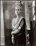"Movie Posters:Historical Drama, Rita Gam in King of Kings (MGM, 1961). Photo (10.75"" X 13.5"").Historical Drama.. ..."
