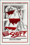 """Movie Posters:Horror, Snuff (Monarch, 1976). One Sheet (27"""" X 41""""). Horror.. ..."""