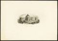 Miscellaneous:Other, Washington, DC Library of Congress Building Vignette Card.. ...