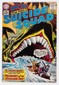 Silver Age (1956-1969):Adventure, The Brave and the Bold #39 Suicide Squad (DC, 1962) Condition: VG/FN....