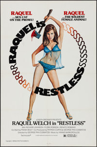 "Restless & Other Lot (Joseph Brenner Associates, 1978). One Sheets (2) (27"" X 41""). Drama. ... (Total:..."