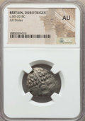 Ancients:Celtic, Ancients: BRITAIN. Durotriges. Ca. 65-20 BC. AR stater. NGCAU....