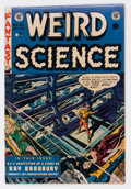 Golden Age (1938-1955):Science Fiction, Weird Science #20 (EC, 1953) Condition: VG/FN....