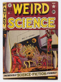 Golden Age (1938-1955):Science Fiction, Weird Science #8 (EC, 1951) Condition: FN-....