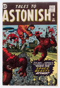 Silver Age (1956-1969):Science Fiction, Tales to Astonish #29 (Marvel, 1962) Condition: FN....