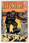 Silver Age (1956-1969):Mystery, Tales to Astonish #3 (Marvel, 1959) Condition: GD/VG....