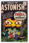 Silver Age (1956-1969):Horror, Tales to Astonish #21 (Marvel, 1961) Condition: VG....