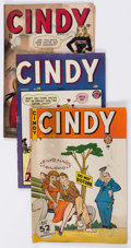 Golden Age (1938-1955):Humor, Cindy #28, 36, and 38 Group (Timely, 1948-50).... (Total: 3 Comic Books)