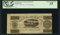 Canadian Currency: , Montreal, LC- Champlain & St. Lawrence Rail Road 7-1/2d/15 SousAug. 1, 1837 Remainder. ...