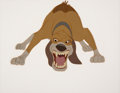 Animation Art:Production Cel, The Fox and the Hound Adult Copper Production Cel (WaltDisney, 1981). ...