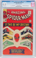 Silver Age (1956-1969):Superhero, The Amazing Spider-Man #31 (Marvel, 1965) CGC VG 4.0 Off-white to white pages....