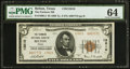National Bank Notes:Texas, Belton, TX - $5 1929 Ty. 2 The Farmers NB Ch. # 13810. ...