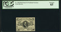 Fractional Currency:Third Issue, Fr. 1238 5¢ Third Issue PCGS Gem New 65.. ...