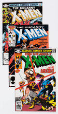 Modern Age (1980-Present):Superhero, X-Men Group of 40 (Marvel, 1981-86) Condition: Average NM-.... (Total: 40 Comic Books)
