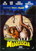 "Movie Posters:Animation, Madagascar (DreamWorks, 2005). Bus Shelter (47.5"" X 68.25""). Advance. Animation.. ..."