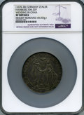 German States:Hamburg, German States: Hamburg. Free City 2 Taler ND (1635-38) XF Details (Mount Removed) NGC,...