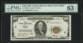 Fr. 1890-K $100 1929 Federal Reserve Bank Note. PMG Choice Uncirculated 63 EPQ