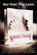 """Movie Posters:Fantasy, Needful Things & Other Lot (Columbia, 1993). One Sheets (2) (27"""" X 40"""" & 27"""" X 41"""") SS Advance. Fantasy.. ... (Total: 2 Items)"""