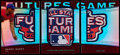 Baseball Cards:Singles (1970-Now), 2010 Topps Danny Duffy Futures Game Patch Booklet Card - NumberedOne of One!...