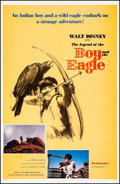 "Movie Posters:Adventure, The Legend of the Boy and the Eagle (Buena Vista, 1967). One Sheet(27"" X 41""). Adventure.. ..."