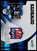Football Cards:Singles (1970-Now), 2011 Panini Absolute Memorabilia DeMarco Murray Rookie NFL LogoShield Patch - Numbered 5/5. ...