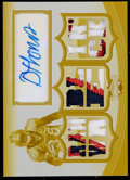 Football Cards:Singles (1970-Now), 2010 Topps Triple Threads Demaryius Thomas Printing Plate PatchAutograph #TTAR-79 - Numbered 1 of 1. ...