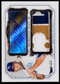 Baseball Cards:Singles (1970-Now), 2012 Topps Museum Collection Mike Moustakas Patch Autograph 10/10#MMJAR-MM. ...