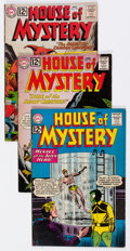 Silver Age (1956-1969):Horror, House of Mystery and Others Group of 24 (DC, 1962-66) Condition:Average VG.... (Total: 24 Comic Books)