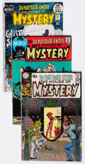 Bronze Age (1970-1979):Horror, House of Mystery Group of 18 (DC, 1970-83) Condition: AverageFN.... (Total: 18 Comic Books)
