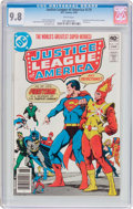 Modern Age (1980-Present):Superhero, Justice League of America #179 (DC, 1980) CGC NM/MT 9.8 Whitepages....