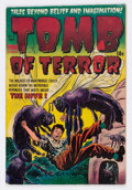 Golden Age (1938-1955):Horror, Tomb of Terror #8 (Harvey, 1953) Condition: VG+....