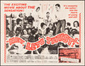 """Movie Posters:Rock and Roll, Hey, Let's Twist (Paramount, 1962). Half Sheet (22"""" X 28""""). Rockand Roll.. ..."""
