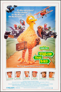 """Follow that Bird & Other Lot (Warner Brothers, 1985). One Sheets (2) (27"""" X 40"""" 27"""" X 41""""). Come..."""