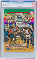 Bronze Age (1970-1979):Alternative/Underground, Coochy Cooty Men's Comics #1 Second Printing (Keith Green, 1970) CGC VF+ 8.5 Off-white to white pages....