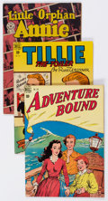Golden Age (1938-1955):Miscellaneous, Four Color Group of 8 (Dell, 1947-49) Condition: Average FN.... (Total: 8 Comic Books)
