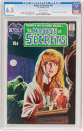 Bronze Age (1970-1979):Horror, House of Secrets #92 (DC, 1971) CGC FN+ 6.5 Off-white pages....