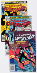 Modern Age (1980-Present):Superhero, The Amazing Spider-Man Half Short Box Group (Marvel, 1977-84)Condition: VF/NM....