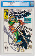 Modern Age (1980-Present):Superhero, The Amazing Spider-Man #298 (Marvel, 1988) CGC NM+ 9.6 Whitepages....