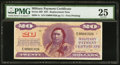 Military Payment Certificates:Series 692, Series 692 $20 Replacement PMG Very Fine 25.. ...