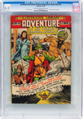 Golden Age (1938-1955):Classics Illustrated, Classics Illustrated Giants: An Illustrated Library of GreatAdventure Stories #nn (#1) (Gilberton, 1949) CGC FN 6.0 Lighttan...