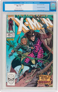 Modern Age (1980-Present):Superhero, X-Men #266 (Marvel, 1990) CGC NM+ 9.6 Off-white to white pages....