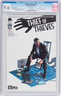 Modern Age (1980-Present):Miscellaneous, Thief of Thieves #1 Convention Edition (Image, 2012) CGC NM+ 9.6 White pages....