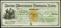 Obsoletes By State:Colorado, Central City, Colorado (Territory)- Rocky Mountain National Bank Certificate of Deposit $143.32 Oct. 24, 1870 . ...
